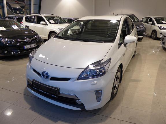 Toyota Prius Advance Ladbar Hybrid  2013, 63261 km, kr 179000,-