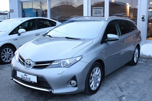 Toyota Auris 1,8 Hybrid E-CVT Active  2014, 61222 km, kr 199000,-
