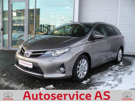 Toyota Auris 1,8 Hybrid E-CVT Active+ Keyless, DAB+, Ryggekamera ++  2014, 39000 km, kr 219000,-