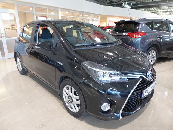 Toyota Yaris 1,5 Hybrid Active S e-CVT m/DAB+ og Navigasjon  2016, 11222 km, kr 199000,-