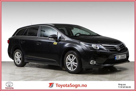 Toyota Avensis 2,0 D-4D DPF 126hk Advance  2014, 76000 km, kr 199000,-