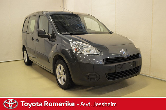 Peugeot Partner 1,6 HDi 75hk  L1 , 3 Seter,  2013, 40500 km, kr 115000,-