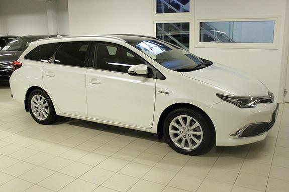 Toyota Auris Touring Sports 1,8 Hybrid Executive  2015, 49939 km, kr 239000,-