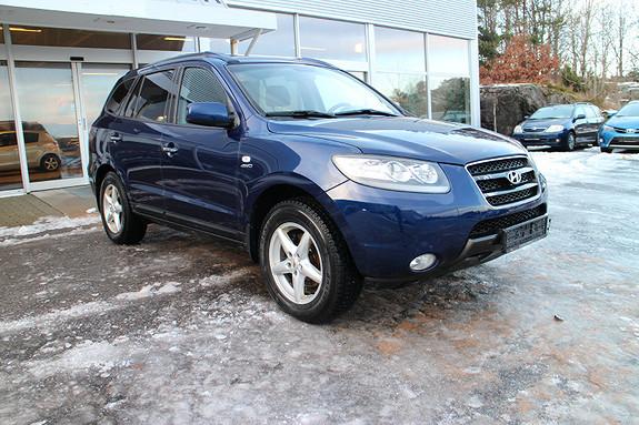 Hyundai Santa Fe 2,2 GLS MT5 CRDI  2007, 131000 km, kr 129000,-