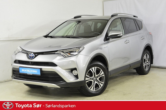 Toyota RAV4 Hybrid AWD Executive  2017, 15 000 km, kr 479 000,-
