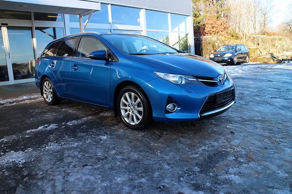 Toyota Auris Touring Sports 1,6 Active  2014, 62600 km, kr 179000,-