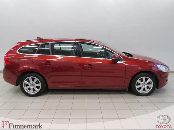 Volvo V60 D2 Momentum 119g 6MT Xenon Navi DAB+ m.m.  2013, 81000 km, kr 179000,-