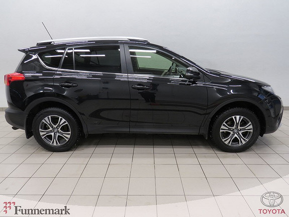 Toyota RAV4 2,0 D-4D 4WD 71'N Editon Xenon Navi Ryggek. DAB+ m.m.  2015, 52000 km, kr 319000,-