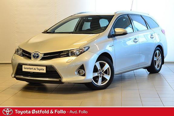Toyota Auris Touring Sports 1,8 Hybrid Active+  2014, 92636 km, kr 189000,-