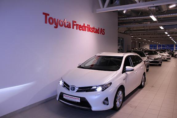 Toyota Auris Touring Sports 1,8 Hybrid Active+  2015, 56004 km, kr 209000,-