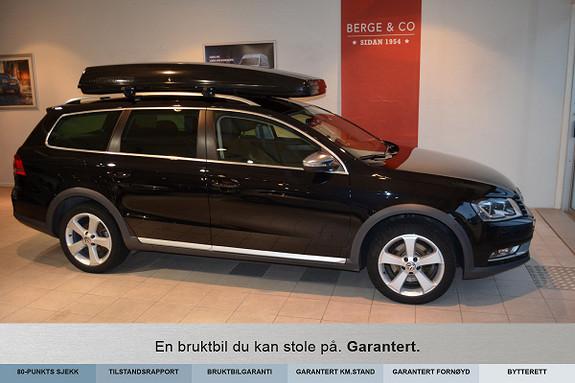 Volkswagen – Passat Alltrack