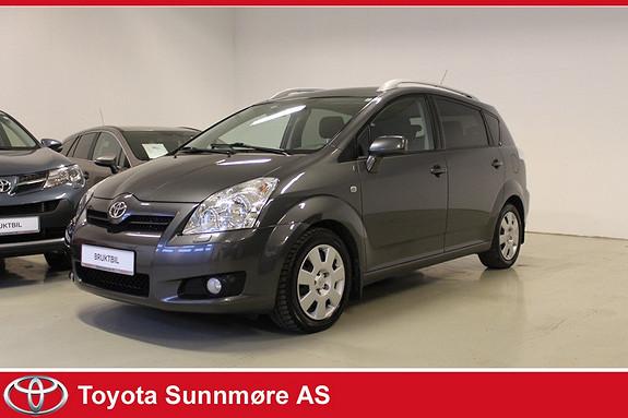 Toyota Corolla Verso 2,2 D-4D DPF Sol 7 SETER**LAV KM**DAB+*PARKERINGSENSORE  2008, 151743 km, kr 79000,-