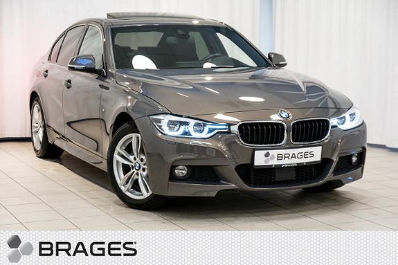 BMW 3-serie 320i xDrive Sportsautomat Msport, Skinn, Krok, Keyless+  2016, 12700 km, kr 475000,-