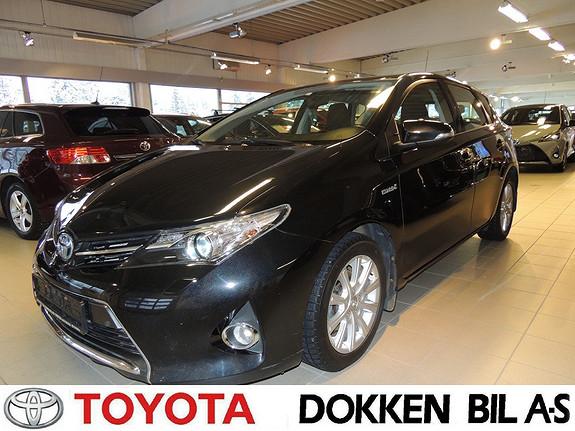 Toyota Auris 1,8 Hybrid E-CVT Active  2013, 96800 km, kr 159000,-