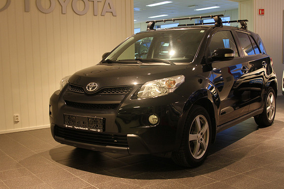 Toyota Urban Cruiser 1,4 D-4D Dynamic AWD  2012, 74980 km, kr 149000,-