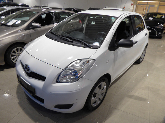 Toyota Yaris 1,4 D-4D  2009, 136190 km, kr 79000,-