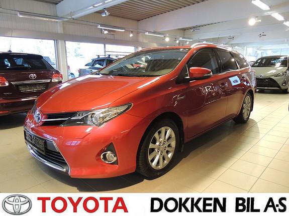 Toyota Auris 1,8 Hybrid E-CVT Active  2014, 61000 km, kr 209000,-