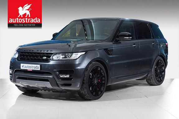 Land Rover Range Rover Sport SDV6 HSE Dynamic  2016, 24000 km, kr 1097000,-
