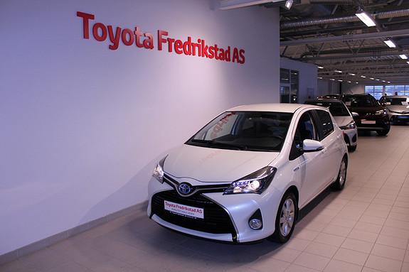Toyota Yaris 1,5 Hybrid Style e-CVT  2015, 47769 km, kr 179000,-
