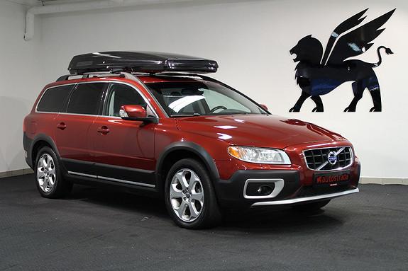 Volvo XC 70 Summum Skinn Cruise Feste Xenon Automat  2011, 139000 km, kr 259000,-