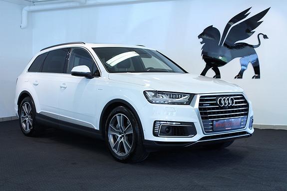 Audi Q7 S-Line Bose ACC Pano Feste Luft LED Matrix  2017, 33000 km
