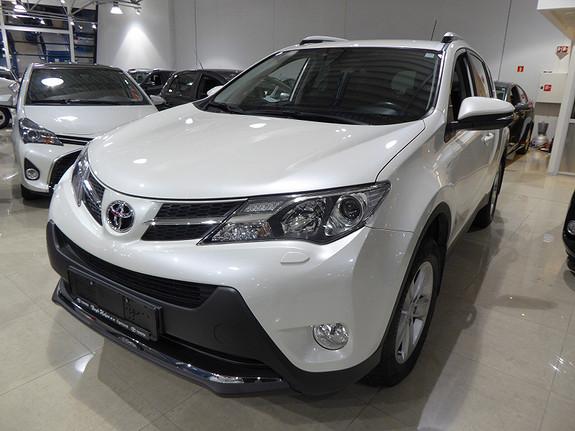 Toyota RAV4 2,2 D-4D 4WD Active  2013, 50727 km, kr 299000,-
