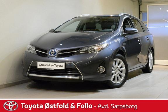 Toyota Auris Touring Sports 1,8 Hybrid Active+  2014, 43844 km, kr 212000,-