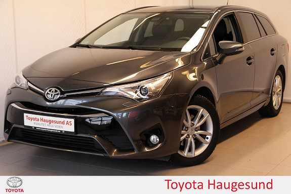 Toyota Avensis Touring Sports 1,8 Active Style M-drive 7S Skinn, Tecty  2015, 15185 km, kr 299000,-