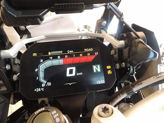 Bilbilde: BMW R1200GS Utstyr