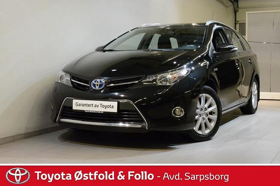 Toyota Auris Touring Sports 1,8 Hybrid Active  2014, 73500 km, kr 189000,-