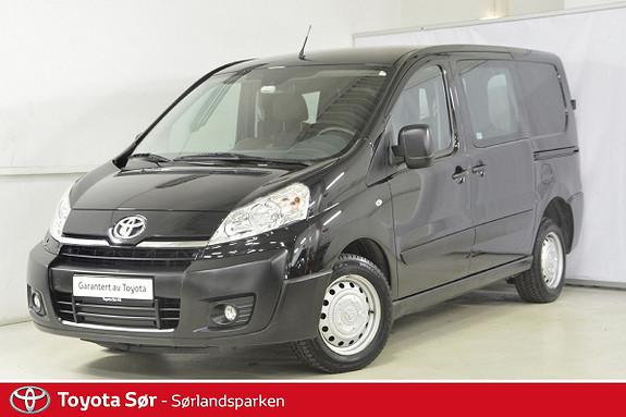 Toyota Proace 2,0 128hk L1H1 Innbyttegaranti kr. 20.000,-  2014, 58000 km, kr 159000,-