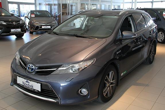 Toyota Auris 1,8 Hybrid E-CVT Active+  2014, 53426 km, kr 199000,-