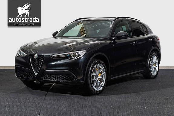 Alfa Romeo Stelvio 2.0T 280hk Q4 Sportsseter H.feste
