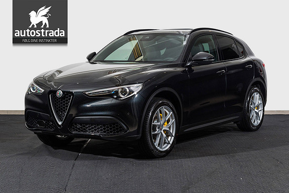 Alfa Romeo Stelvio 2.0T 280hk Q4 Sportspakke Navi