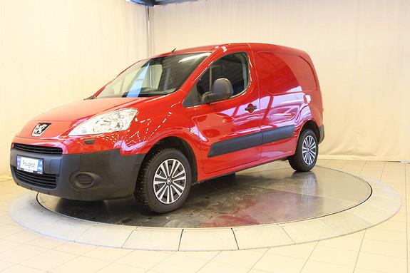 Peugeot Partner L1 1,6 HDi 75hk  2010, 181686 km, kr 69000,-