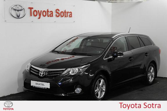 Toyota Avensis 1,8 147hk Advance Multidrive S  2013, 78000 km, kr 219000,-
