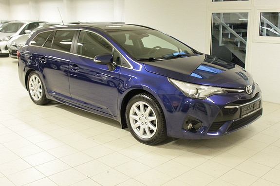 Toyota Avensis Touring Sports 1,8 Active Style M-drive 7S  2015, 47616 km, kr 289000,-