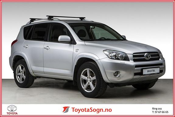 Toyota RAV4 2,2 D-CAT MT X 177hk, Skinnseter  2009, 211000 km, kr 139000,-