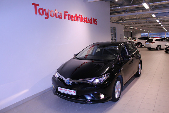 Toyota Auris 1,8 Hybrid E-CVT Active  2016, 46772 km, kr 229000,-