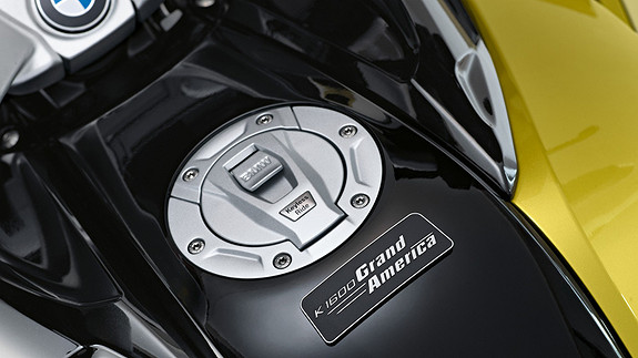 Bilbilde: BMW K1600 Grand America