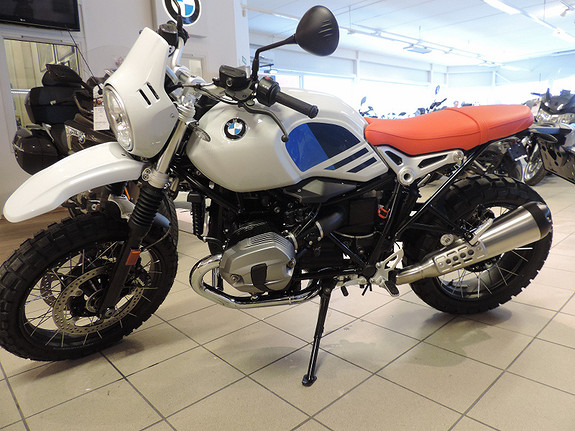 Bilbilde: BMW RnineT Urban G/S