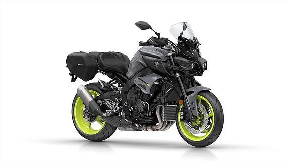 Bilbilde: Yamaha MT-10 Tourer Edition