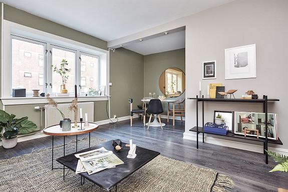2-roms leilighet - Grünerløkka-Sofienberg - Oslo - 3 200 000,- Schala & Partners