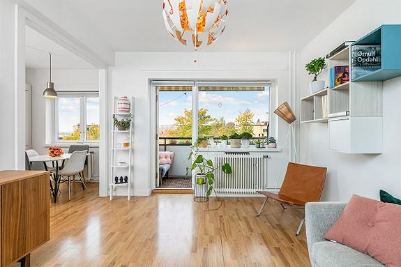 3-roms leilighet - Helsfyr-Sinsen - Oslo - 3 600 000,- Schala & Partners
