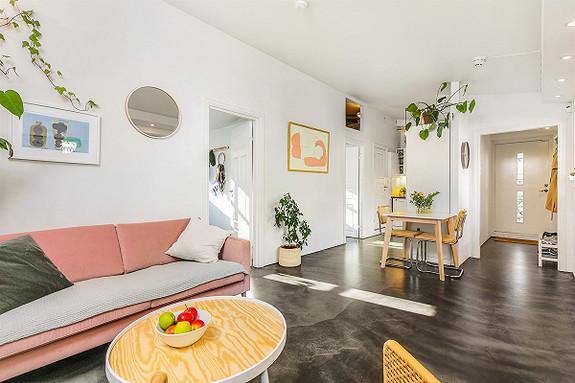 3-roms leilighet - Grünerløkka-Sofienberg - Oslo - 3 550 000,- Schala & Partners