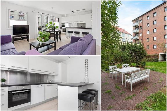 3-roms leilighet - Uranienborg-Majorstuen - Oslo - 5 050 000,- Schala & Partners