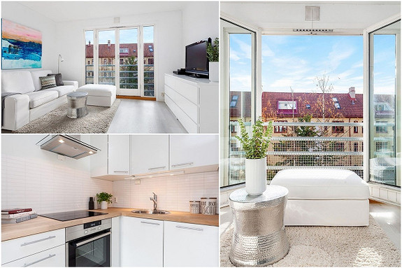 2-roms leilighet - Sagene-Torshov - Oslo - 3 250 000,- Schala & Partners