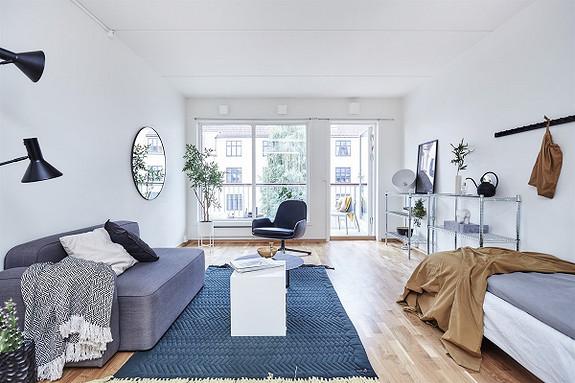 1-roms leilighet - Sagene-Torshov - Oslo - 2 450 000,- Schala & Partners