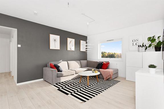 3-roms leilighet - Bøler - Oslo - 3 200 000,- Schala & Partners