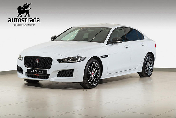 Jaguar XE 2.0 D 180hk AWD Auto Landmark Edition